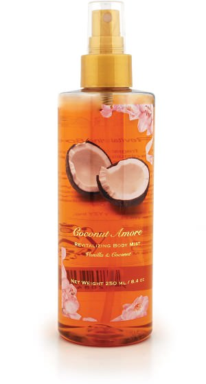 coconut amor - coconut passion de vitoria secrets