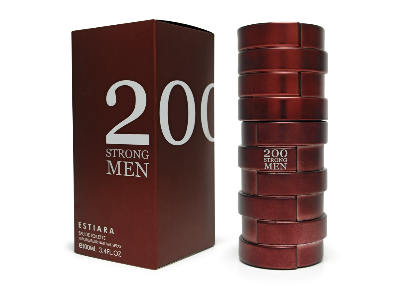 200 STRONG MEN - CAROLINA HERRERA 212 SEXY MEN