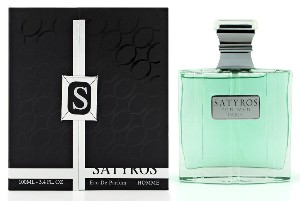 satyros - azzaro chrome