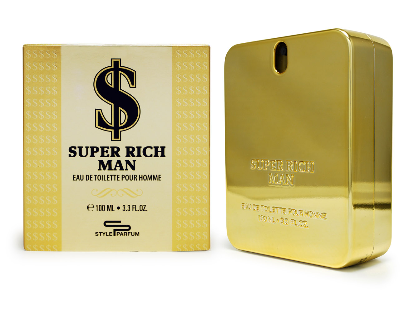 SUPER RICH MAN - PACO RABANNE ONE MILLION
